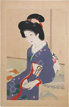 Ikeda Terukata January, Playing Cards