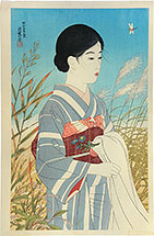 Ito Shinsui Fine Weather in Autumn