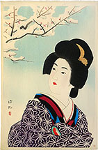 Ito Shinsui Morning After Snow